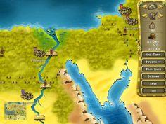 JEU - History Egypte HD : cette application permet aux joueurs de construire leur propre empire depuis ses fondations jusqu'à l'apogée de sa domination. En tant que chef d'un territoire sous l'Empire égyptien, les joueurs gèrent tous les aspects de son évolution, de la croissance économique au pouvoir politique, en passant par le développement des armées et jusqu'à l'expansion dans d'autres régions par la guerre et la diplomatie.