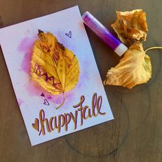 Happy Fall With Raspberry Gelatos and Jamie Dougherty - Faber-Castell Design Memory Craft