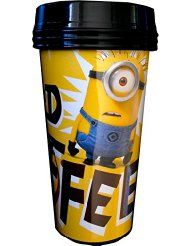 Despicable Me Minions I Need Coffee Ps Travel Tumbler Despicable Me Coffee Travel Mug Need Coffee, My Coffee, My Minion, Minions, Coffee Travel, Travel Mug, Despicable Me, Kitchen Items, Kitchen Accessories