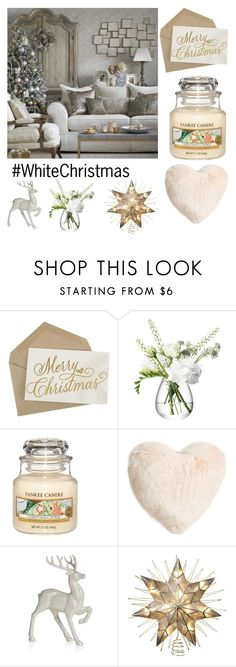 """Decorate with white and gold"" by amber-lanehart ❤ liked on Polyvore featuring interior, interiors, interior design, home, home decor, interior decorating, LSA International, Nordstrom, Disney and whitechristmas"