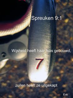 Good Morning Girls NEDERLAND: Spreuken 9