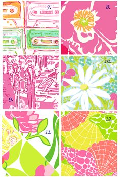 Lilly Pulitzer - Prints