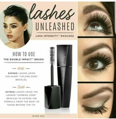 Intensity Mascara Mary Kay Lash Intensity Mascara is AMAZING! You know you want some of this for yourself, so send me a messageMary Kay Lash Intensity Mascara is AMAZING! You know you want some of this for yourself, so send me a message Mary Kay Cosmetics, Free Makeup, Makeup Tips, Makeup Products, Beauty Products, Lash Intensity Mary Kay, Maquillage Mary Kay, Mary Kay Ultimate Mascara, For Lash