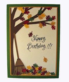 CornerstoneLAE: Pop-up Cards Fall card fall, thanksgiv card, popup card, fall card