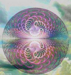 fractal boule de dragon 2 by =lecristal on deviantART