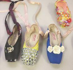 Pointe Shoes, Toe Shoes, Heels, Fashion, Loafers & Slip Ons, Heel, Moda, Fashion Styles, High Heel
