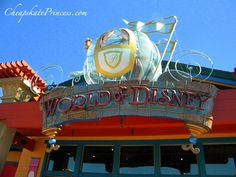 World of Disney Store, World of Disney store in Downtown Disney, shop at the World of Disney, free activities at Downtown Disney, free stuff at Disney, love shopping at Disney, where to shop at Disney, best place to shop at Disney, Disney Princesses at Downtown Disney