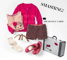 Love this cute outfit from The Gap. #girls #owls #kids #clothes