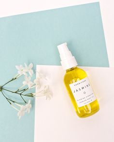 Jasmine Body Oil – Herbivore Botanicals | I know it's supposed to be a body oil, but I'd definitely use it primarily for perfume as Jasmine is such a strong scent