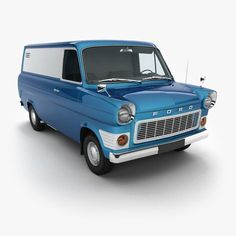 Ford Transit Model available on Turbo Squid, the world's leading provider of digital models for visualization, films, television, and games. Bedford Van, Bedford Truck, Ford Classic Cars, Classic Chevy Trucks, Vintage Vans, Vintage Trucks, Ford Transit, Old School Vans, Old Ford Trucks