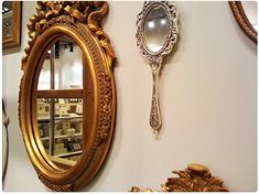 Image result for small space mirror wall
