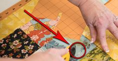 She Cuts Squares With This Tool And Makes A Stunning Quilt!