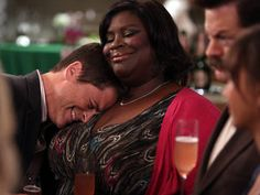 Retta plays office manager Donna Meagle on NBCs Parks and Recreation.