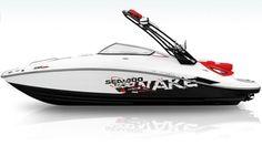 Unique Seadoo Wake Boat