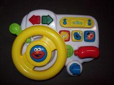 Sesame Street Driver