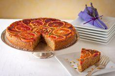 Blood Orange Cake with hazelnuts and thyme (by Stephanie Weaver)