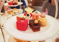 Afternoon Tea with Betty | Inthefrow
