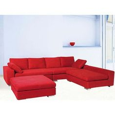 Red Leather Sofas On Pinterest Red Leather Couches