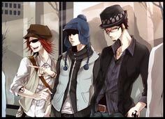 Hearts Pirates <3