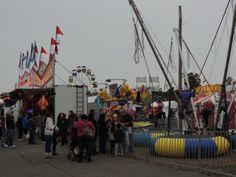 Flags at the Fair