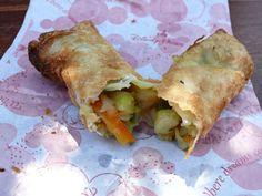 Disney snack credit use: Pork or vegetable egg rolls (2 pack) from the Yak and Yeti at the Animal Kingdom. I would love to get this after riding Expedition to Everest as a mid day snack or small lunch
