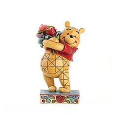 Jim Shore Disney Traditions - Winnie Puuh Figur #WinniePuh #Muttertag #mothersday ©Disney