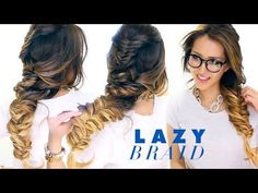 These Lazy Girl Back-To-School Hair Styles Will Let You Sleep In | eBay