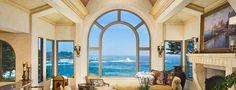 Ocean front homes California - Google Search