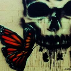 Street Art in Tucson. #graffiti #streetart #arizona