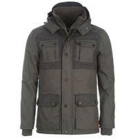 FIRETRAP-MENS FASHION-Men's Clothing-Firetrap Highbury Jacket Mens-£31.50-Firetrap Highbury Jacket Mens  The Firetrap Highbury Jacket features a classic military style with a fully zipped fastening complete with press stud storm flap, along with four pockets to the chest and signature Firetrap branding to complete the look.    > Mens jacket  > Adjustable hood  > Zipped with storm flap  > 2 buttoned chest pockets  > 2 buttoned patch pockets  > Knitted cuffs  > Drawcord adjustable waist  >..