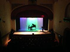 Concierto de piano William Hankell