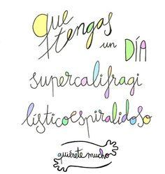 No hay nada mejor que alegrarte el día con una frase. #BuenDia #Miércoles #Frases