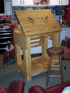 Carver's Bench - by PittsburghTim @ LumberJocks.com ~ woodworking community