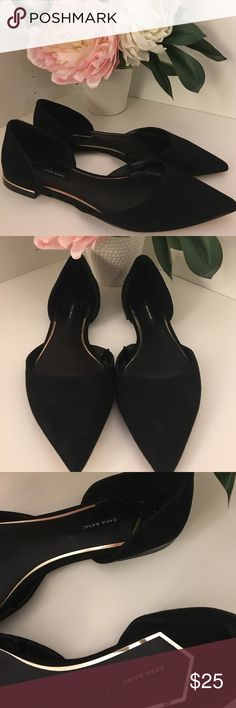 Zara Basic pumps Zara Basic pumps in great condition Zara Shoes Flats & Loafers