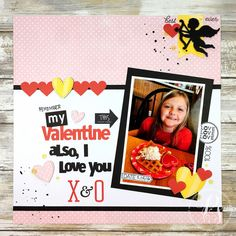 The Central Park Collection is not only for summer! Here I incorporated the Blush Polka Dot Paper & the Lemon Sunburst Paper together with a touch of Poppy & Black Cardstock for a Valentine themed page! ❤️ I used several different CTMH Cricut Cuts to bring the theme together and used the Story by Stacy stamp sets to accent in black ink. Oh, and do you love the stitched heart diecuts as much as I do!?! 😍 Check Out all these items & more through the link in my bio. 😘