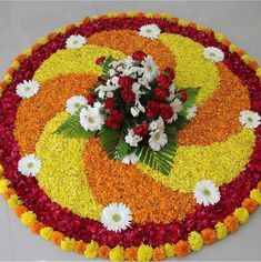 I'm going to share with y'all some amazing Diwali decoration ideas. I hope these ideas will certainly add more glam Simple Rangoli Designs Images, Rangoli Designs Flower, Rangoli Border Designs, Rangoli Patterns, Colorful Rangoli Designs, Rangoli Designs Diwali, Flower Rangoli, Beautiful Rangoli Designs, Diwali Rangoli