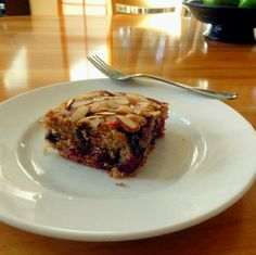 One Perfect Bite: Cherry Berry Buckle