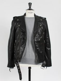 Leather Jacket 5 from BLK DNM