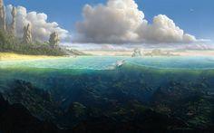 Underwater by Fel-X