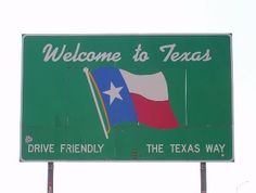 Texas Welcome