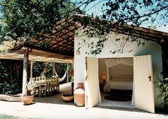 De turismo sostenible en el paraíso, el Uxua Casa Hotel