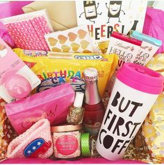 Birthday Basket More Gift Baskets Gifts For Teens 18th Present Ideas
