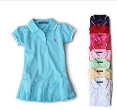 ralph tennis dress girls - Google Search