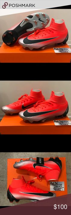 8d4c266d5b7 NEW Nike Superfly 6 Pro Elite CR7 Soccer Cleats Brand - Nike Style -  Superfly 6