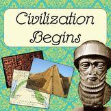 Civilization Begins PowerPoint