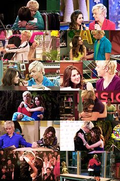 """ He gave up his career, his biggest and childhood dream just for the chance to be with her. No one has ever loved anyone as much as Austin Moon loves Ally Dawson. """