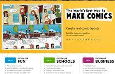 Pixton 5 aplicaciones web gratuitas para crear cómics online