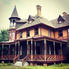 Les 10 maisons hantées les plus effrayantes aux Etats-Unis