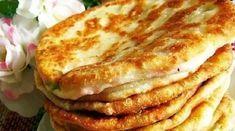 Fluffy cakes on kefir: tasty and fast! Kefir, Bulgarian Recipes, Romanian Food, Food Photo, Finger Foods, Healthy Snacks, Breakfast Recipes, Good Food, Easy Meals