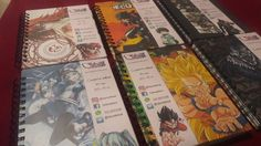 Cuadernos argollados Shinsei Store #shinseistore